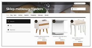 Outlet meblowy Moders